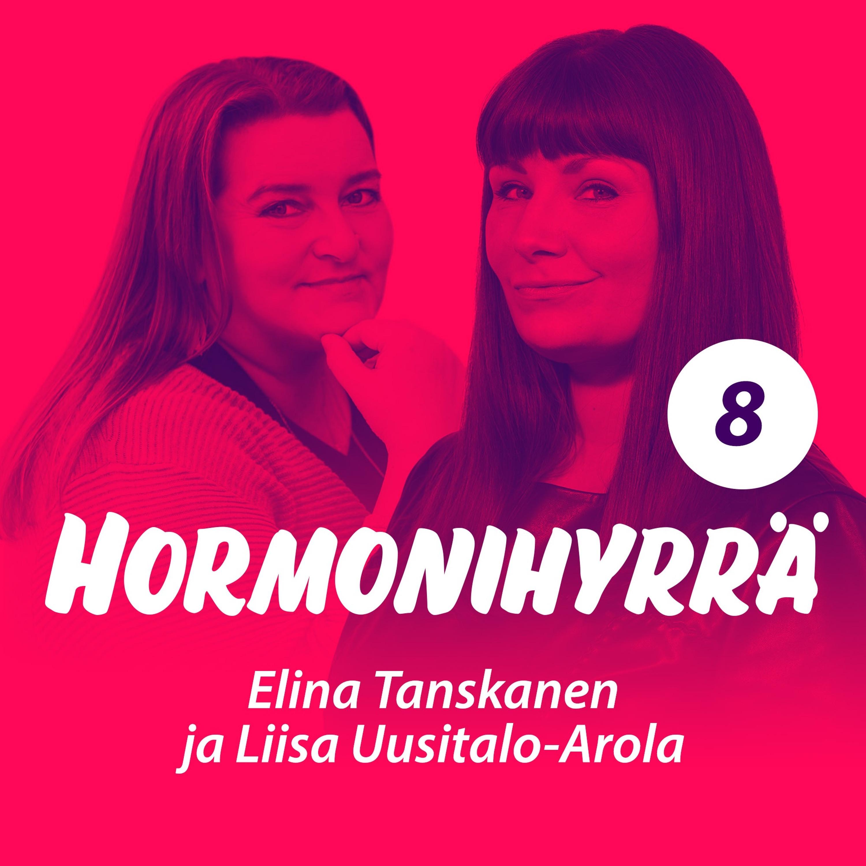 #8 Liisa Uusitalo-Arola & Elina Tanskanen: Oivalluksia uupumuksesta ja polku toipumiseen