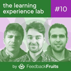 Episode #10: Researching how Feedback Makes us Flourish with Omid Noroozi and Kazem Banihashem