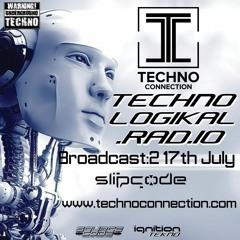 Technologikal Rad.io Broadcast:2 - Techno Connection 17-07-21
