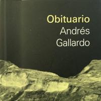 Andrés Florit - Florit se ríe con el Obituario de Andrés Gallardo