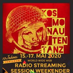 Markus Welby @ 10 Jahre Kosmonautentanz | minimalradio.de