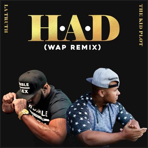 H.A.D (Wap Remix) ft The Kid Plot