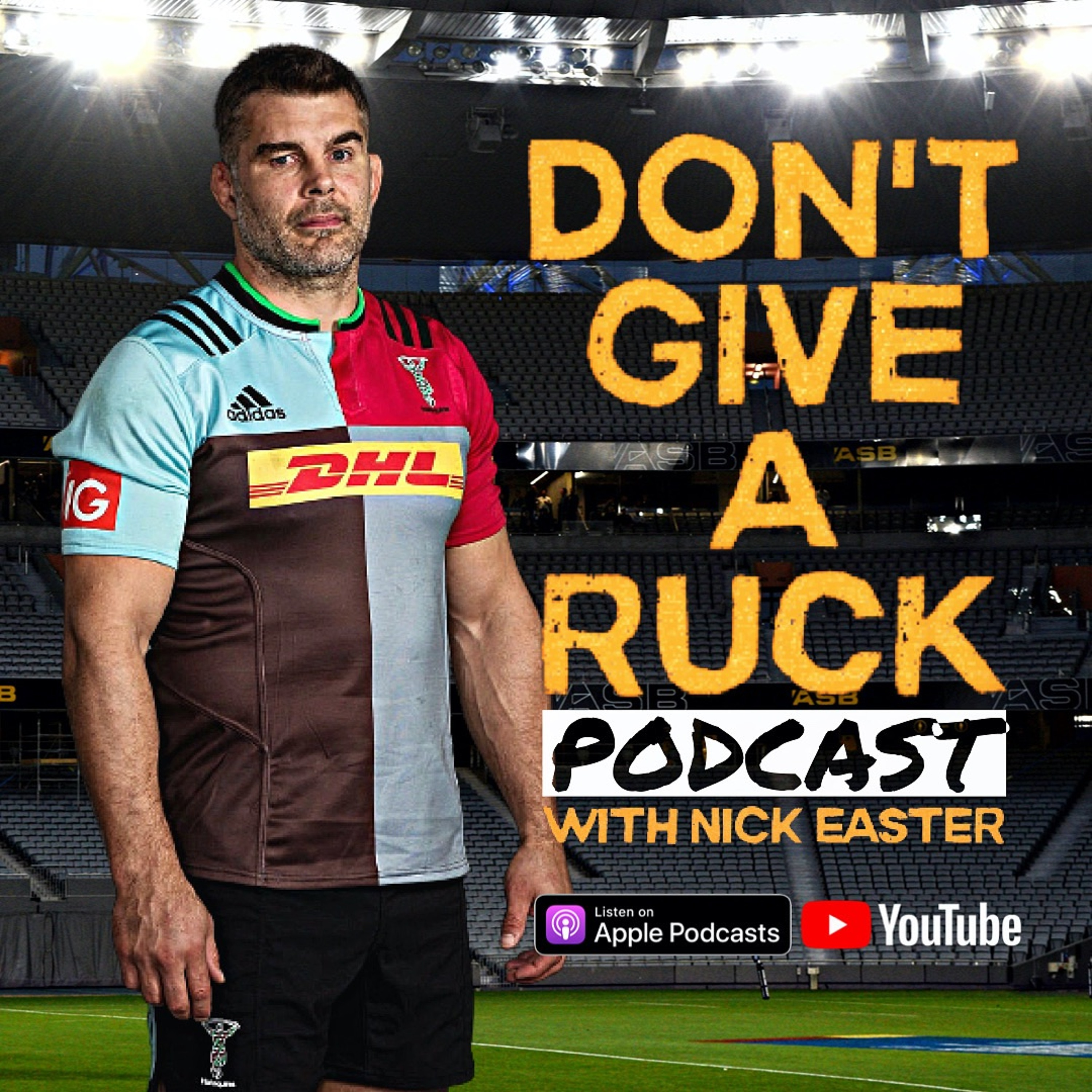 Eddies Favourites, Struggling England and Lucky Wales: Nick Easter