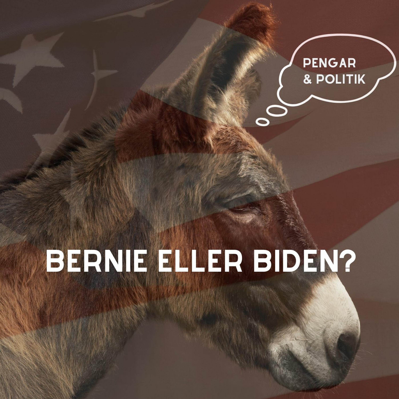 Bernie eller Biden? | Gäst: Leif Pagrotsky