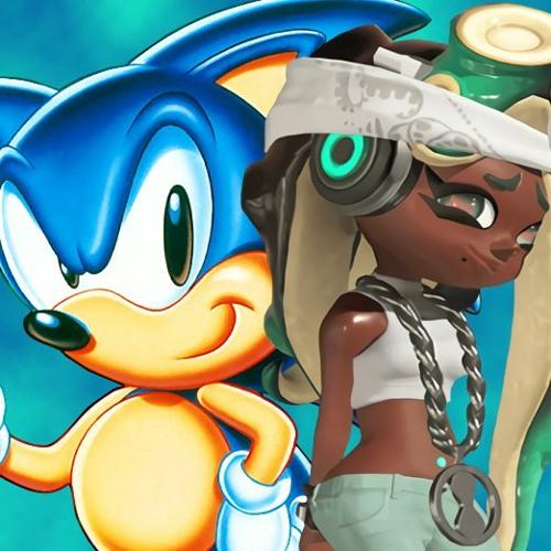 Super Acid Hues Racing +Splatoon 2 vs Sonic R+