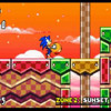 Download Sonic Advance 3 - Sunset Hill Zone Act Map Remix Mp3