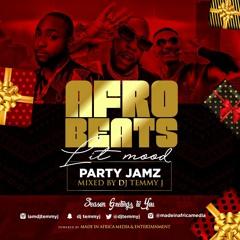 AFROBEATS LIT MOOD PARTY JAMZ
