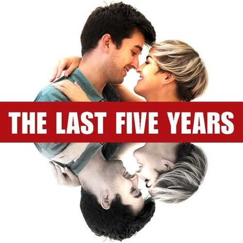 The Last 5 Years cast on BBC, June 2013