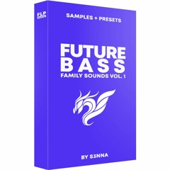 Future Bass Family Sounds Vol. 1 [FREE Sample Pack]