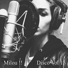 Best Of Disco Remix Vol 13 / Milou !!