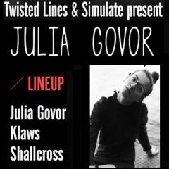 shallcross - live @ simulate presents Julia Govor atlanta, GA 9/24/2021