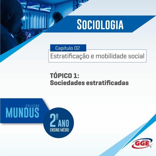 PAP GGE | Mundus do 2º ano | (Sociologia - Cap. 2 - Tópico 1)