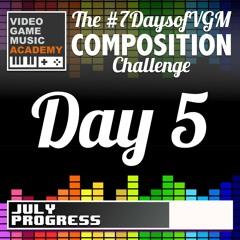 VGM Challenge - Day 5 - Start Signal (Super Mario Kart series)