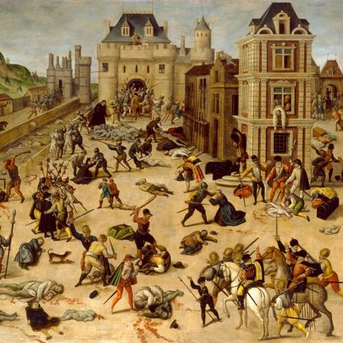 Rencontre avec Denis Crouzet, le 24 février 2020 - L'énigme de la Saint-Barthélemy