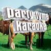 A Little Bit Stronger (Made Popular By Sara Evans) [Karaoke Version]