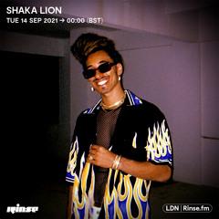 Shaka Lion - 14 September 2021