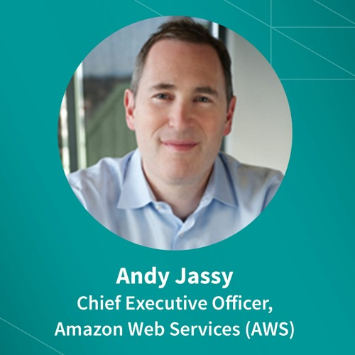 Andy Jassy on how the cloud is changing business & COVID-19 research, AWS's culture, and more