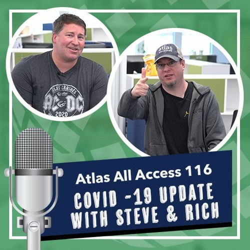 Covid-19 update | Coronavirus and the travel healthcare industry - Atlas All Access 116