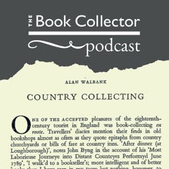 'Country Collecting' by Alan Walbank