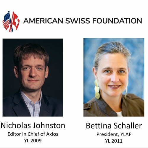ASF CONNECT featuring Nicholas Johnston, Editor in Chief of Axios | March 26, 2021