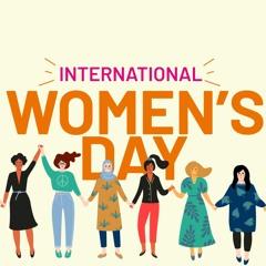 Dr Marie Macklin CBE - International Women's Day