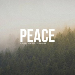 """[FREE FOR PROFIT] J. Cole """"PEACE"""" - Chill Happy And Emotional Boom Bap Type Beat (PROD BY MELODAYNE)"""