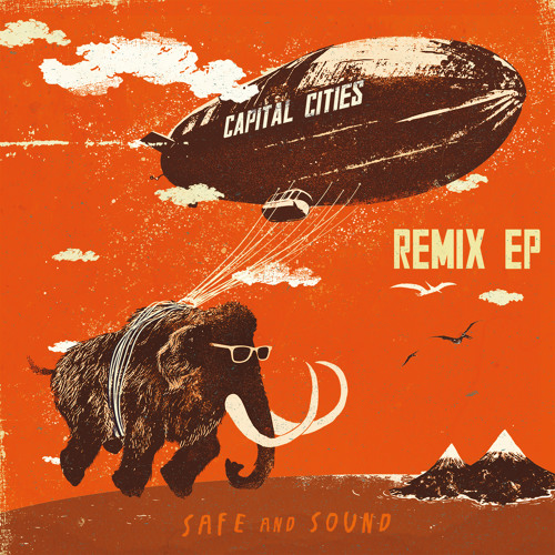 Safe And Sound (Monsieur Adi Remix)
