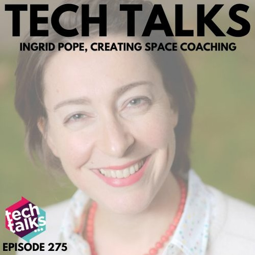 Ingrid Pope, Creating Space Coaching founder, talks about de-cluttering your mind.