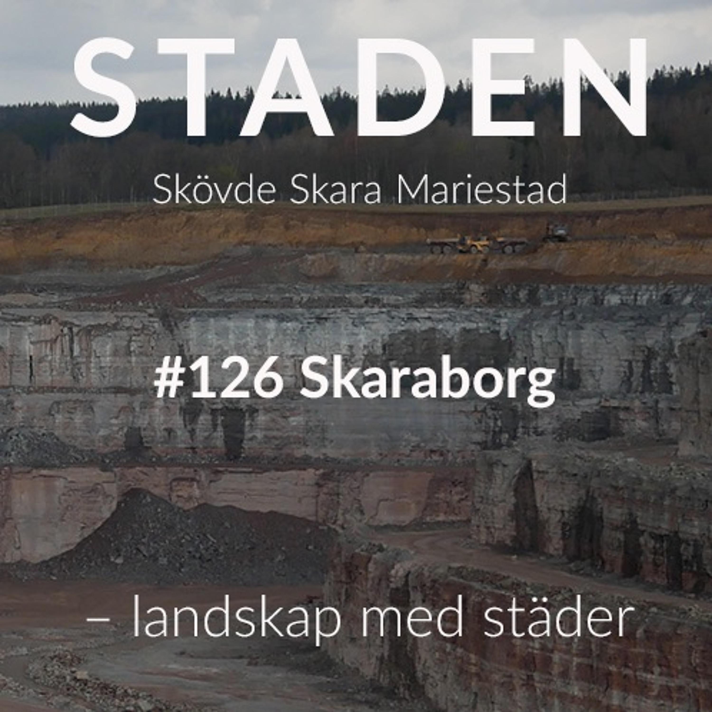 #126 Skaraborg – landskap med städer