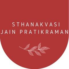 Sthanakvasi Jain Pratikraman by Rita Shah  Daily  Gujarati 