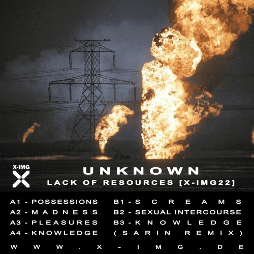 Unknown - Lack of Resources [X-IMG22] *Previews*