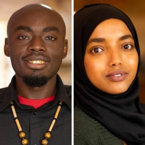 #033 Trauma-informed peacebuilding in Kenyan communities | Onyango Otieno & Kaltuma Noorow