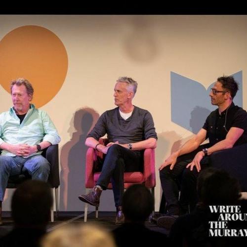 Badlands: Margaret Hickey talks to Chris Hammer, Mark Brandi and Mark Smith