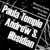 Dirty Epic & Direct to Earth present: Paula Temple //  Øbsidian - Vinyl Set //