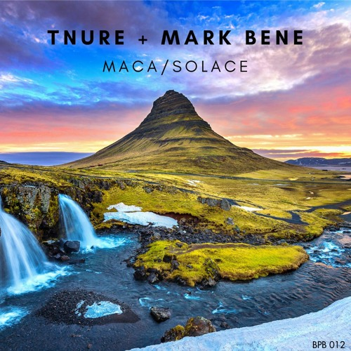 Tnure + Mark Bene - Solace