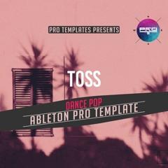 Toss Ableton Pro Template