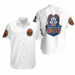 5 New York Knicks NBA Hawaiian Shirt