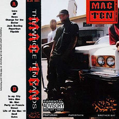 ''Paperthyn''  Mac Ten  (1993)