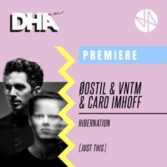 Premiere: Øostil & VNTM & Caro Imhoff - Hibernation [Just This]