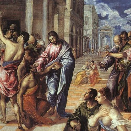 Barmherzigkeitssonntag - Jesus heilt, hilft und vergibt uns - Audio-Betrachtung