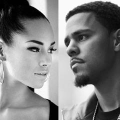 Alicia Keys x J Cole *YOU THE ONE*