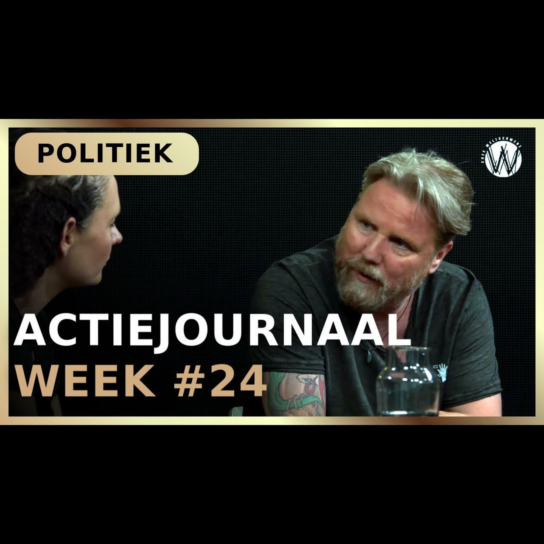 Actiejournaal week #24