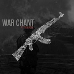 JANDO Ft. Skibadee - War Chant (6k Free Download)