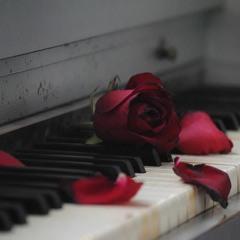 Emotional Spiritual Healing Grand Piano