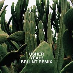 usher - yeah! (brllnt remix)
