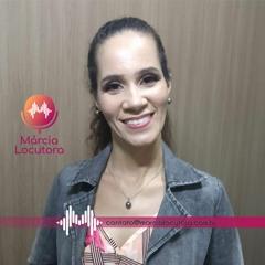 Desafio Voz À Obra #126 - Marcia Domingos