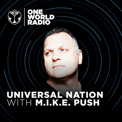 One World Radio - Universal Nation Ep 3 - Push Only Show -