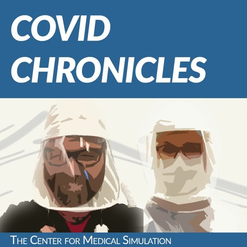 COVID Chronicles with Jenny Rudolph