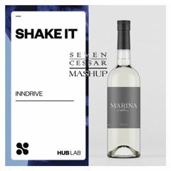 Morvn Vs INNDRIVE - Marina Vs Shake It (Seven Cessar Mashup)