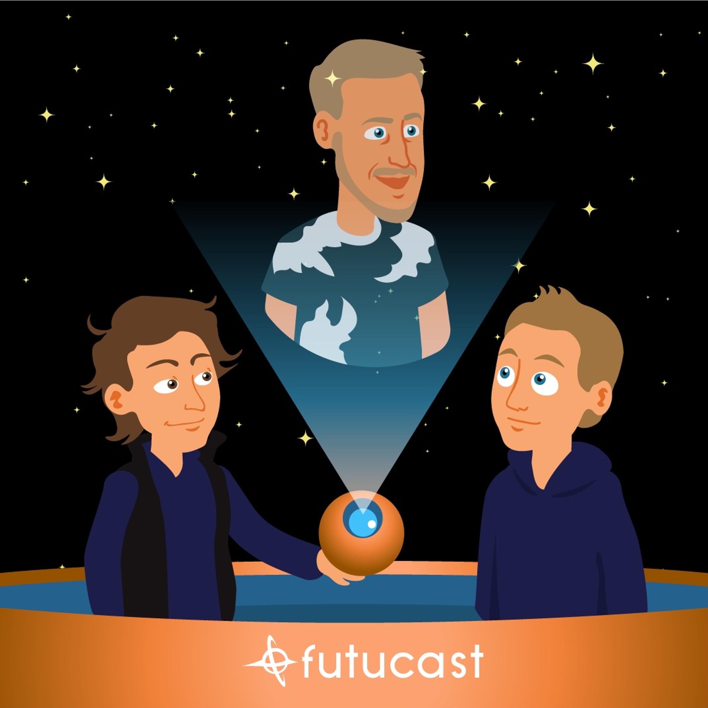 Roni Bäck | Puoli miljoonaa tilaajaa - Futucast #94